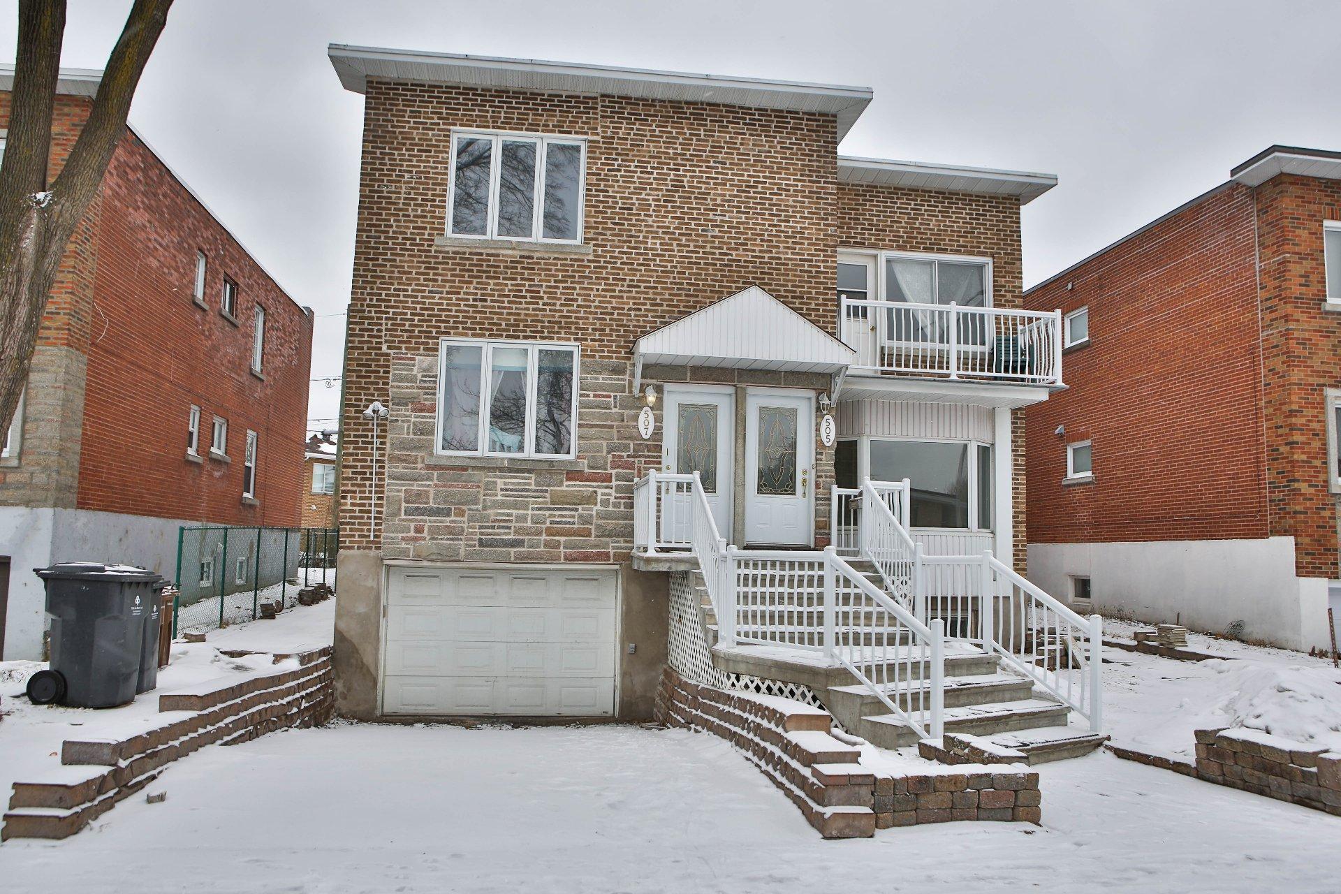 maison à vendre Saint-Laurent (Montréal)